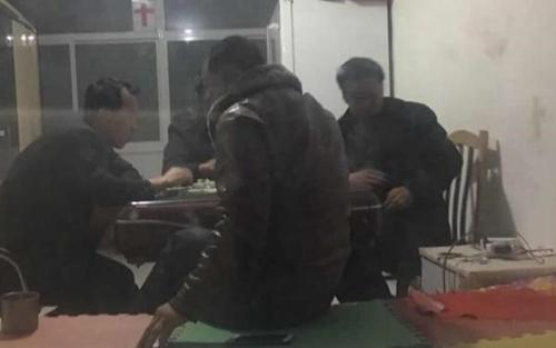 山西方山:党员干部赵侯谈疫情期间赌博仅受警告处分谁之过?!