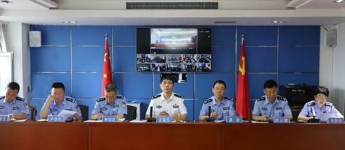 【大干70天】二道分局召开重点工作攻坚战动员部署会议